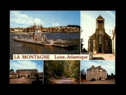 44 - LA MONTAGNE - Bac - La Montagne