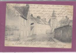 91.  ENVIRONS  DE DOURDAN .- Le Val SAINT-GERMAIN .- Grande Rue - Dourdan