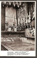 2159. Israel, Jerusalem - Interior Of The Holy Sepulchre, Postcard - Israele