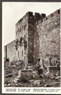 2160. Israel, Jerusalem - The Golden Gate, Postcard - Israel