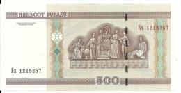 BIELORUSSIE  500 RUBLEI 2000 (2011) UNC P NEW - Belarus