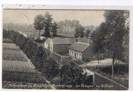 Hey-kruis - Le Potager - Le Village  Pensionnat - Pepingen