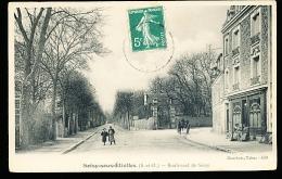 91 SOISY SUR SEINE / Soisy Sous Etiolles, Boulevard De Soisy / - Andere Gemeenten