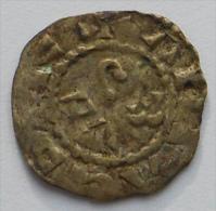 Picardie Abbaye De Corbie , Denier , Poey D'Avant 6560 - 476-1789 Monnaies Seigneuriales