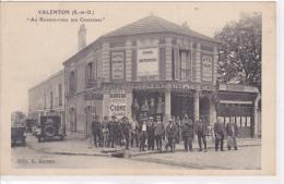 CPA Valenton Au Rendez-vous Des Chasseurs - France