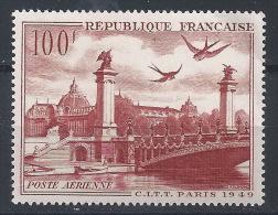 UU---084A. PA N° 29,  * *  , Cote 9.00 €,   Je Liquide, - Poste Aérienne