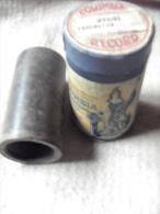 CYLINDRE PHONOGRAPHIQUE COLUMBIA.  1900/03 (Fascination - Valse Par La Garde Républicaine) 37591 - Musique & Instruments
