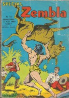 Spécial Zembla N° 16 - Editions Lug - Avril 1968 - Aussi Bob Stanley, Une étrange Partie De Boules, Agent Sans Nom - BE - Zembla