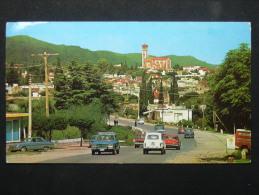 Postcard, Argentina, Argentinien, Sierras De Córdoba, La Falda, Nice Stamps, Bird, Animal Vogel - Argentina