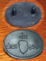 REPRO Insigne Fedayeen De Saddam Du Casque Dark Vador (2° Guerre Du Golf) IRAK - Headpieces, Headdresses