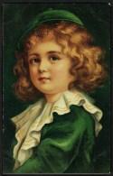Young Child,  C1920. - Portraits