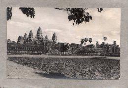 42300    Cambogia, Angkor Tempio,  VGSB  1957 - Cambogia