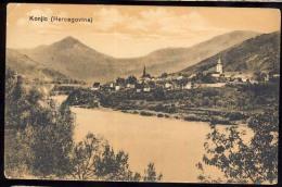 AK    Bosna    KONJIC   1917 - Bosnia And Herzegovina
