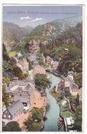 Czech Republic - Herrnskretschen - Hrensko - Vom Elisalexfelsen - 1916 - Nice Panorama - Czech Republic