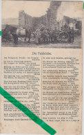 Die Feldküche (Bild Und Lied), Auf Feldpost: Landw.Inft.-Regt. 124 8. Kompagnie, 18.11.1916 - Ausrüstung