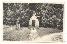 Chaumont-Gistoux (Belgique, Brabant Wallon) : La Chapelle Du Fort Des Volles Au Hameau De  Bonlez En 1945. - Chaumont-Gistoux