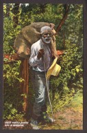 BM7) Uncle Rastus - Oldest Man In Bermuda - Bermudes