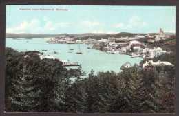 BM8) View Of Hamilton From Abbotsford - Bermudes