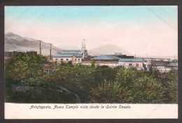 CL3) Antofagasta - Nuevo Templo Vista Desde La Quinta Casale - Undivided Back - Chile