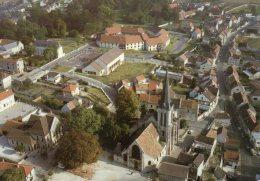 CARTE POSTALE MODERNE. VAL D´ OISE. FONTENAY-EN-PARISIS. 1987. - Autres Communes