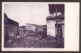 CL7) Valparaiso - Calle De La Victoria, Cerea De Las Delicias - 1906 Earthquake - Chile