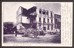CL8) Valparaiso - Avenida Del Brasil, Esquina Carrera - 1906 Earthquake - Chile