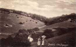 Boxhill, Zigzags - Femmes - Promenade - Campagne - Surrey