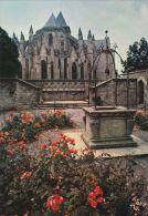 Cp , 22 , DINAN , Le Chevet De L'église Saint-Malo Vu Du Couvent Des Cordeliers - Dinan