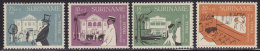 "2164. Suriname, 1958, 120th Anniversary Of The Actor Company ""Thalia"" In Paramaribo, MH (*) ( Toned A Little) - Surinam"