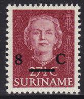 2165. Suriname, 1958, Definitive, MH (*) - Surinam