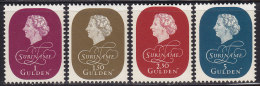 2166. Suriname, 1959, Queen Juliana, MH (*) - Surinam