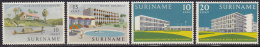 2179. Suriname, 1962, Opening Of Torarica Hotels, MH (*) ( Toned A Little) - Surinam