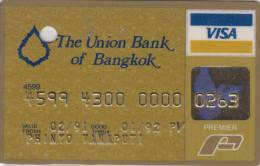 Bank Cards LL22 - Cartes De Crédit (expiration Min. 10 Ans)