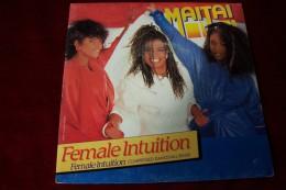 MAI  TAI  °  FEMALE INTUITION - Dance, Techno & House