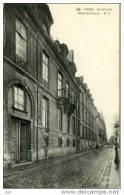 75 - PARIS - Ile St Louis - Hôtel De Lauzun - Arrondissement: 04