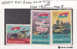 Vietnam 1967 Vietcong MNH - Viêt-Nam