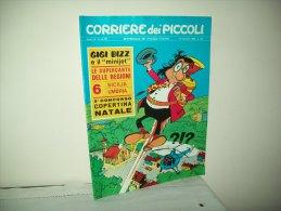 Corriere Dei Piccoli (1968) N  45 - Libri, Riviste, Fumetti