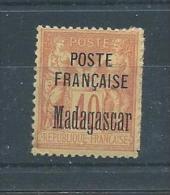 MADAGASCAR  N° 18 * T.B. - Unused Stamps