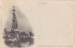 Cp , 88 , SAINT-DIÉ , Monument Commémoratif De La Bataille De Nompatelize - Saint Die