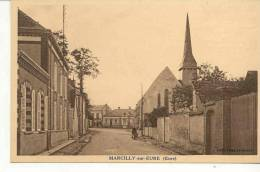 AR11 Marcilly Sur Eure . Ed : Paul Plé Angerville, Photo CIM .