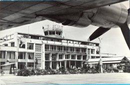 EX. USSR. Tajikistan. Dushanbe.  Aerodrom. - Aeródromos