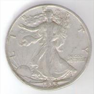 STATI UNITI HALF DOLLAR 1935 AG - 1916-1947: Liberty Walking (Libertà Che Cammina)