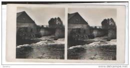 Vandens Malunas Priegriauvenos Upes  Netoli Sveksnos (stereo) - Lituanie