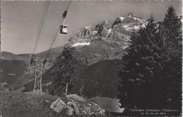 8158 - Téléférique Champéry-Planachaux Et Dents Du Midi - VS Valais