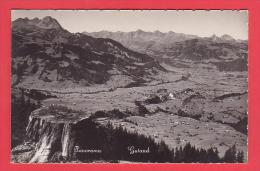 GSTAAD, Panorama - BE Berne