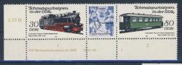 DDR Nr. 2864 / 2867 ** postfrisch DV Druckvermerk W Zd 577