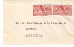 Carta  De 1958 Sahara - Sahara Español