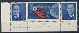 DDR Michel Nr. 1138 - 1140 ** postfrisch DV Druckvermerk
