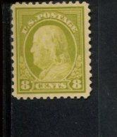 234998049 USA Met Scharnier HINGED POSTFRISCH Mit Falz  SCOTT 508 - Unused Stamps