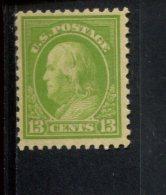 234998156 USA Met Scharnier HINGED POSTFRISCH Mit Falz  SCOTT 513 - Unused Stamps